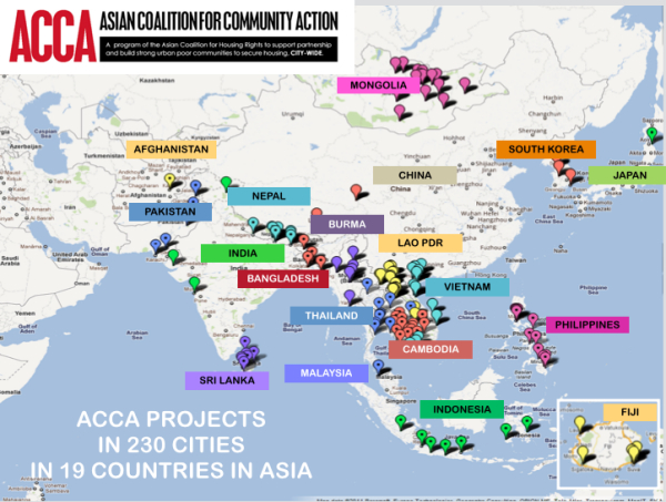 2014 the acca programs core activities have been the implementation of over 1000 small community upgrading projects and more than 100 larger and more